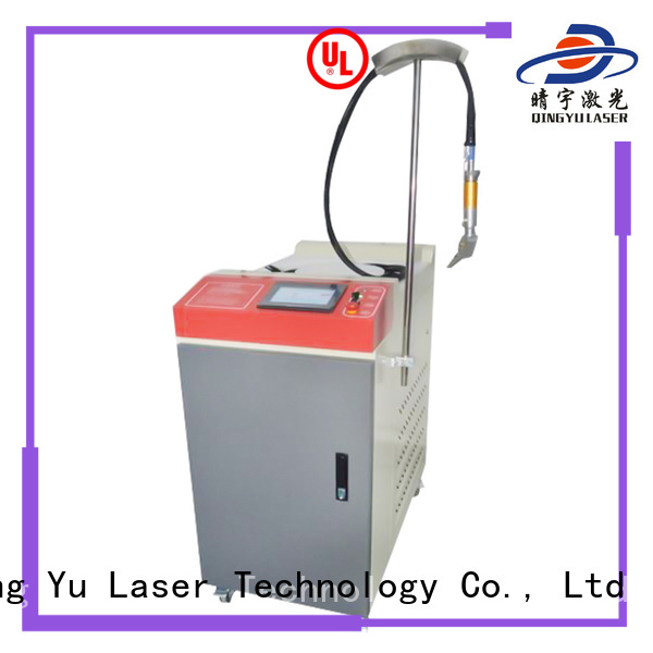 professional laser welder supplier for outer right angle