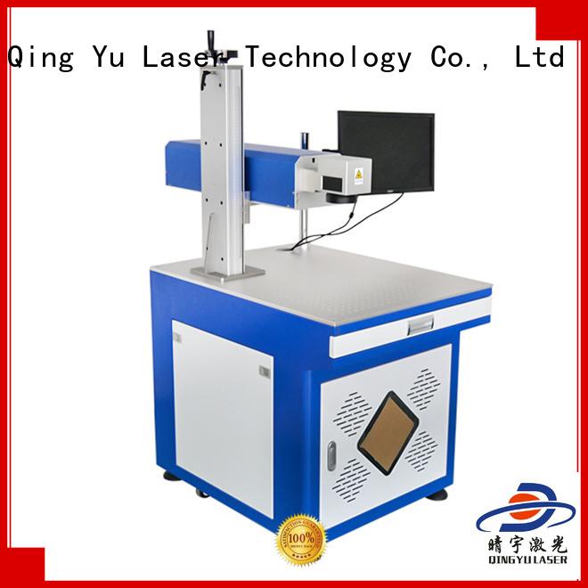 High precision 3d sub surface UV laser engraving machine