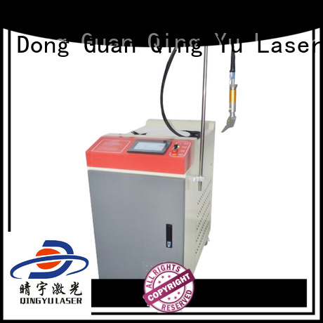 Qingyu long lasting laser welding equipment supplier for outer right angle