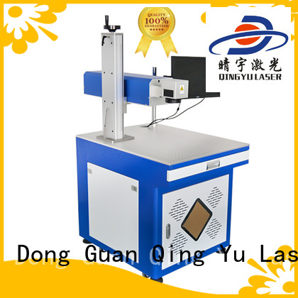 stable laser marking machine customized for cloth