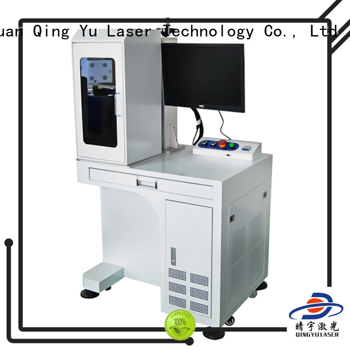 portable laser marking equipment customized for electronic