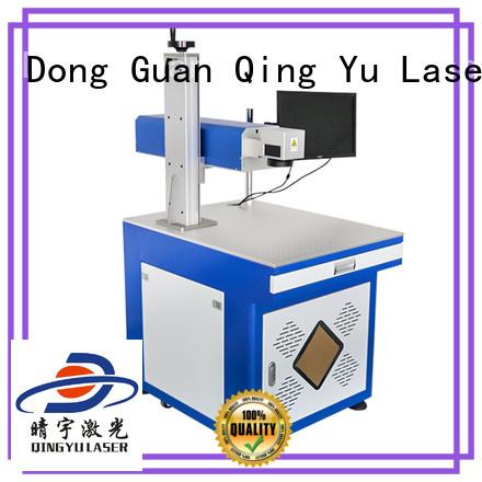 Qingyu laser marking machine customized for food