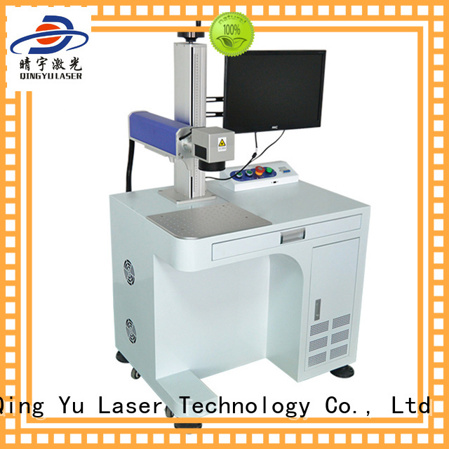 Qingyu LCD laser repair machine manufacturer for cloth