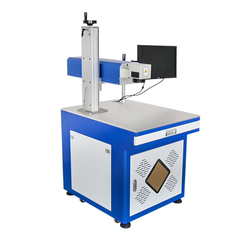 High precision 3d sub surface UV laser engraving machine
