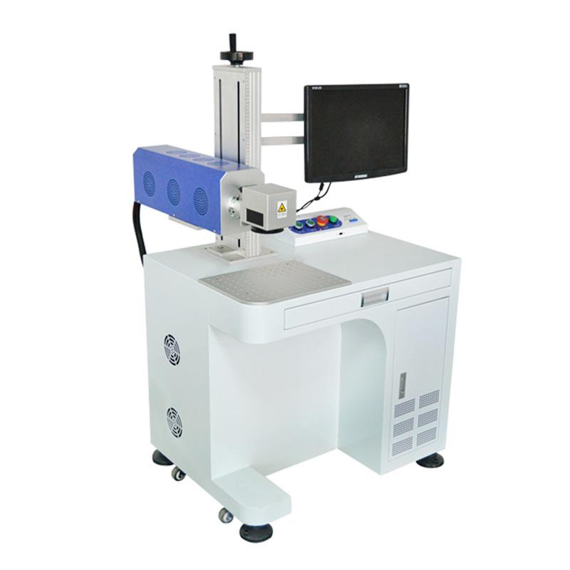 Qingyu laser marking machine customized for beverage