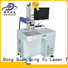 Qingyu high speed cost of laser marking machine for meter