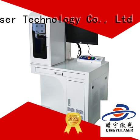 high precise laser marking machine cost supplier for electronic