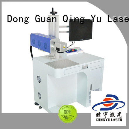 Qingyu LCD laser repair machine customized for meter