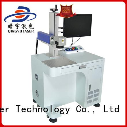 high precise laser marker manufacturer for electronic