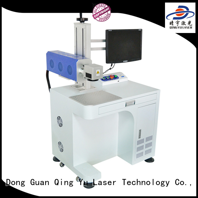 Qingyu best laser marking machines supplier for meter