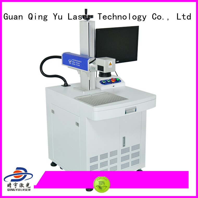 stable laser marking machine cost customized for leather