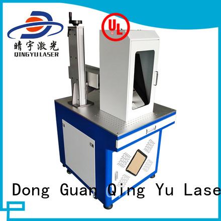 Qingyu high speed marking machine manufacturer for food