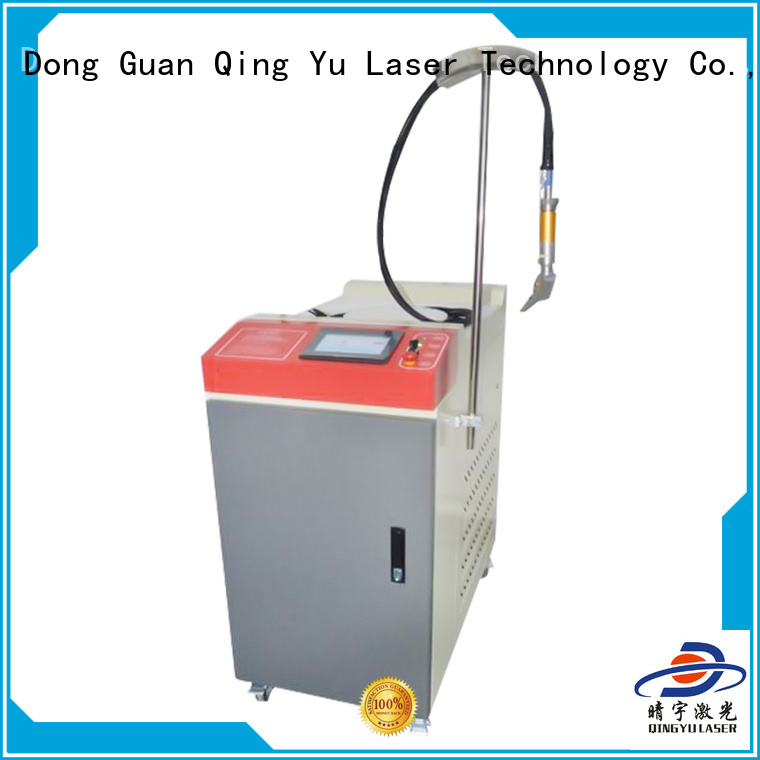 professional laser welder personalized for large workpieces