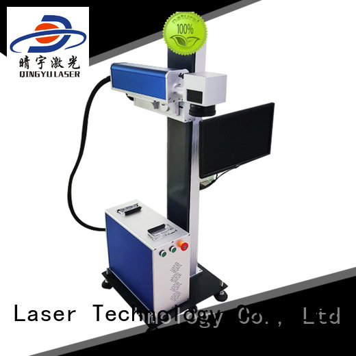 stable laser marking companies series for beverage