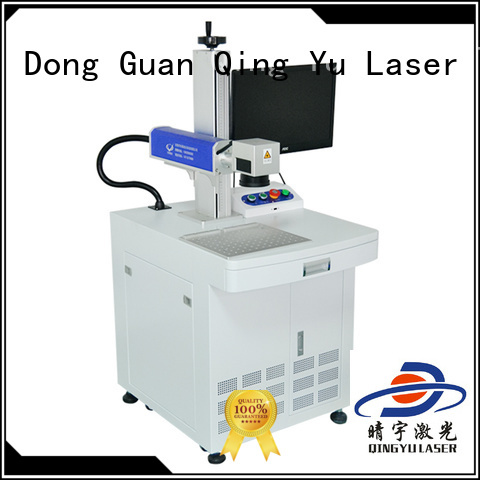 Qingyu marking machine customized for leather