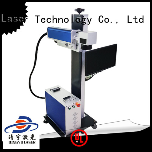 Qingyu stable marking machine series for beverage
