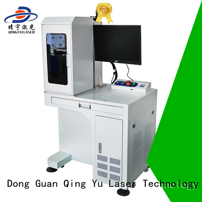 high speed laser marking machine series for leather