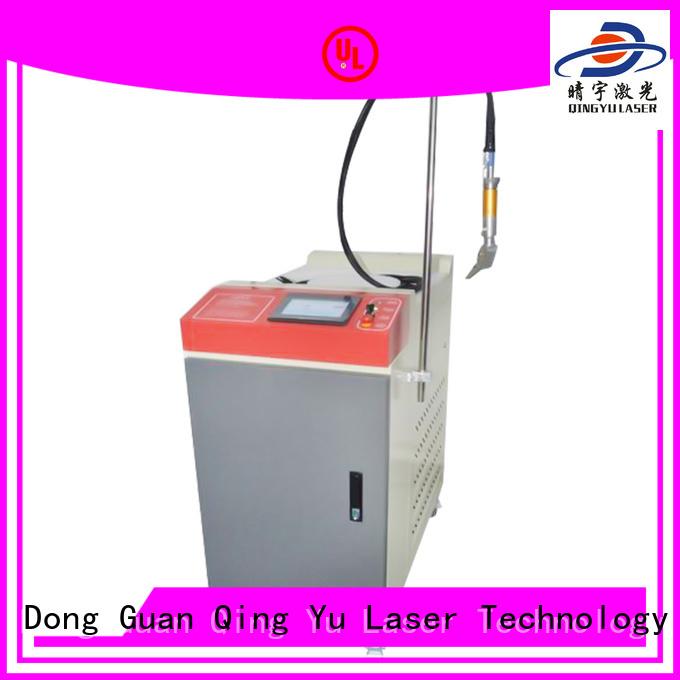 Qingyu laser welding equipment factory price for flat weld welding