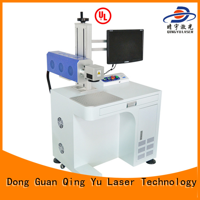 high precise marking machine customized for leather