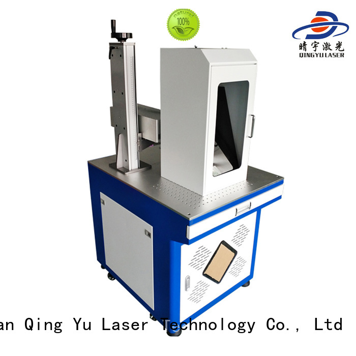 Qingyu laser marking companies series for food