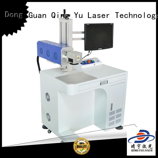 Qingyu LCD laser repair machine series for cloth