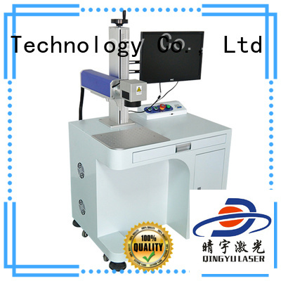 Low Cost 20W Fiber Laser Marking Machine for Yeti Cup