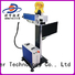 Qingyu laser marking machine series for leather
