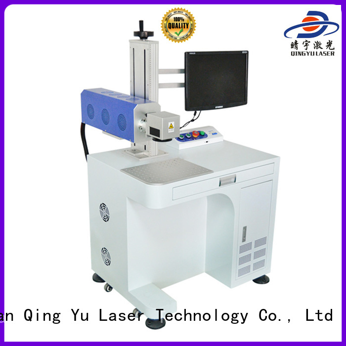 Qingyu portable laser marking machine manufacturers supplier for food