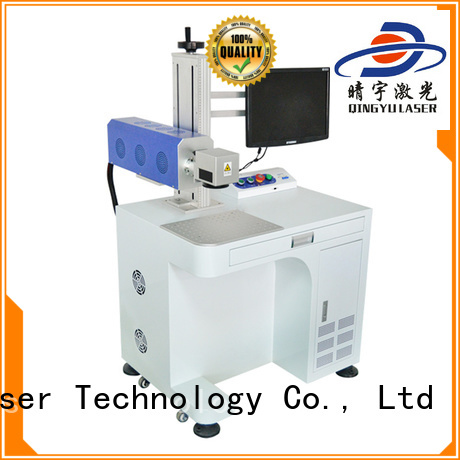 high speed affordable laser marking machine customized for food