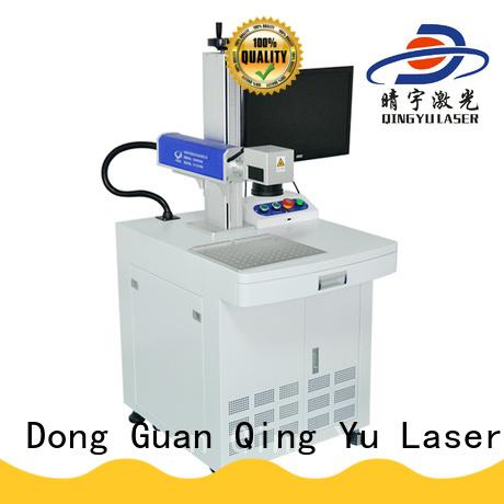 Qingyu portable laser marking machine supplier for beverage