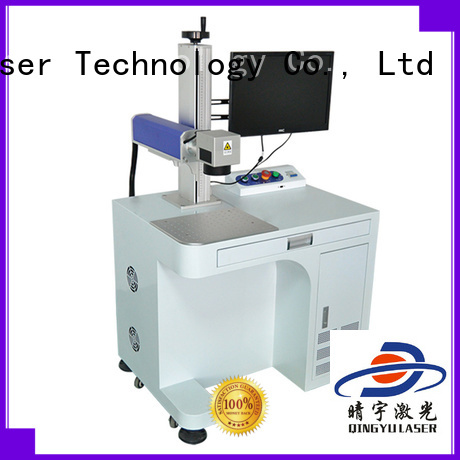 Qingyu stable best laser marking machines customized for meter