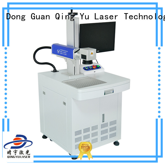 high precise laser marking equipment manufacturer for cloth