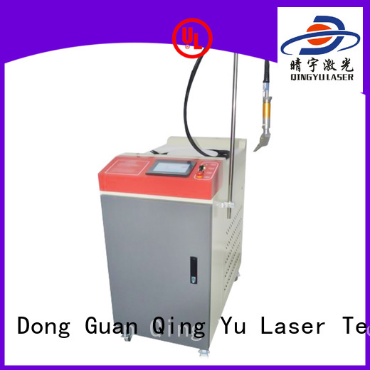 500W 750W 1000w 1500w Continuous fiber laser welding machine for hardware metal