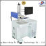 Qingyu portable laser marking machine supplier customized for leather