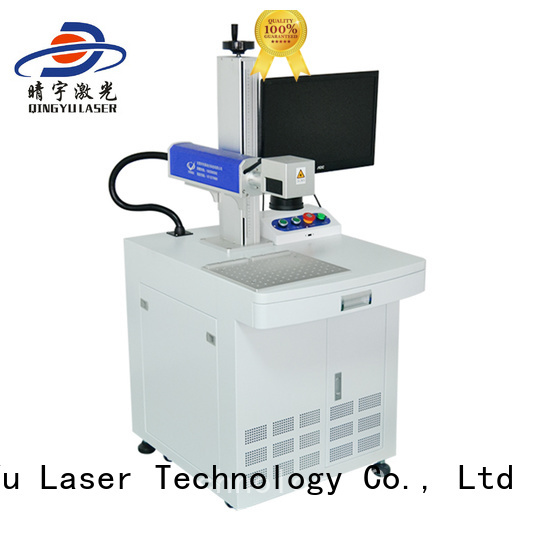 Qingyu marking machine supplier for electronic