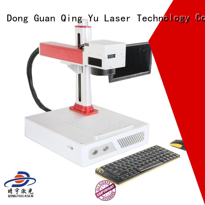 Qingyu high speed marking machine manufacturer for cloth