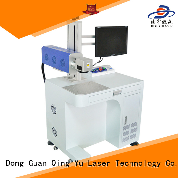 Qingyu LCD laser repair machine customized for food