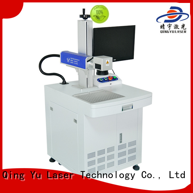 Qingyu laser marking companies customized for meter
