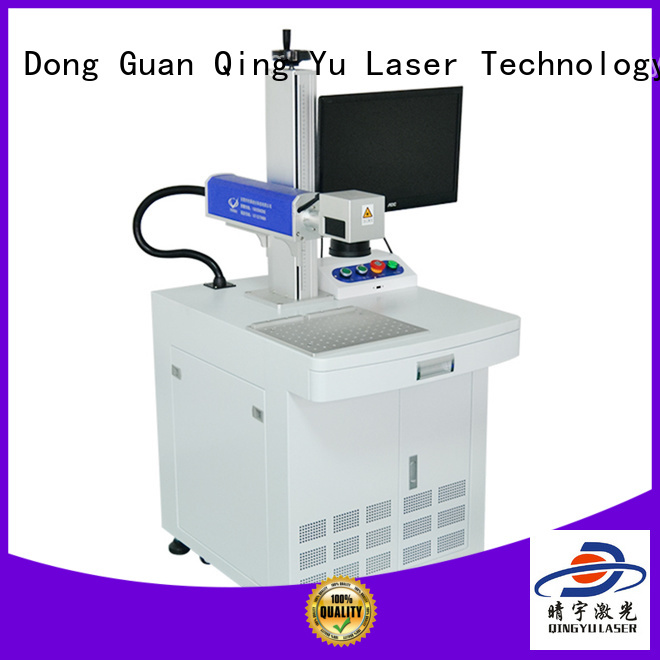 stable laser marking equipment series for leather