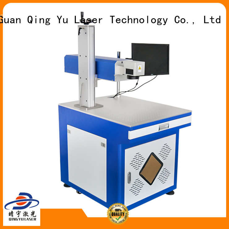 high precise laser marking machine manufacturers customized for meter