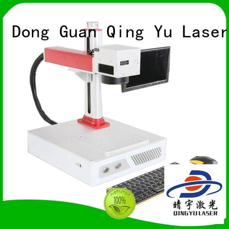 stable laser marking machine supplier series for cloth