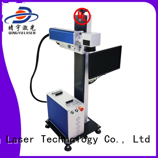 portable laser marking machine cost customized for cloth