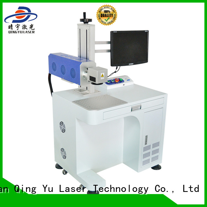 high precise laser marking machine customized for meter