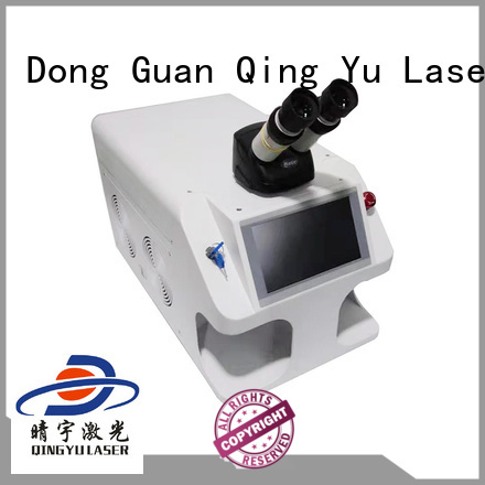 Qingyu laser welder supplier for flat weld welding