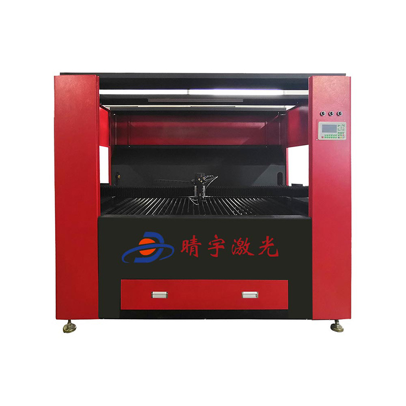 High-Speed CO2 laser cutting machine.