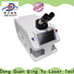 Qingyu laser welding equipment low energy consumption for outer right angle