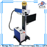 Qingyu portable laser marking machine supplier for leather