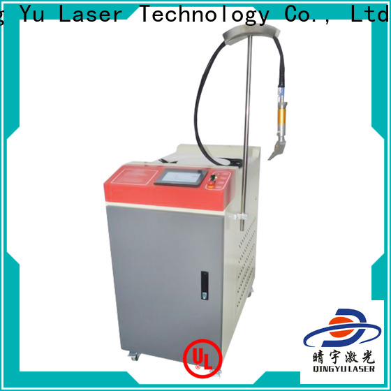long lasting laser welder low energy consumption for inner right angle