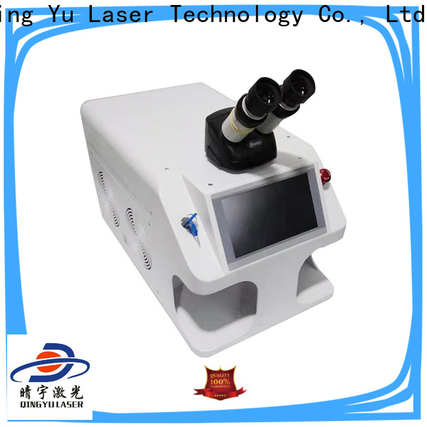 Qingyu long lasting laser welding equipment supplier for large workpieces