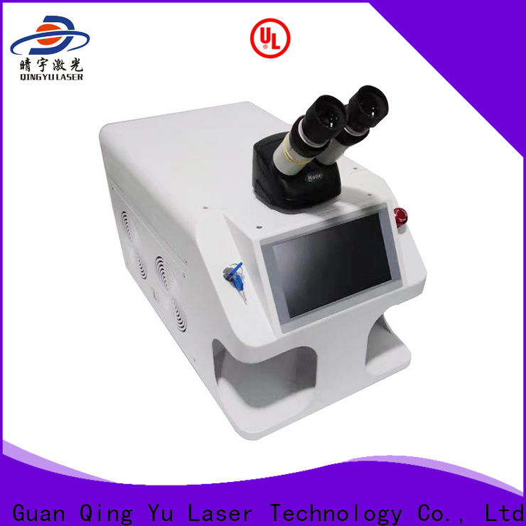 Qingyu laser welder wholesale for large workpieces